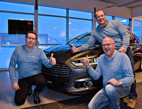 Bilforhandler med CRM-fokus og suksess!